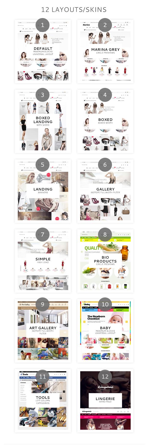 Coolbaby - Fashion eCommerce HTML theme