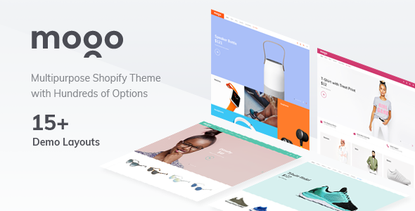 Mogo, premium fashion Shopify theme