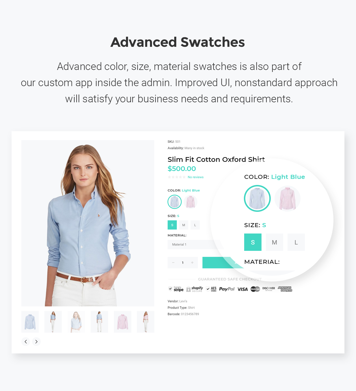 YourStore - Version3 - Advanced Swatches