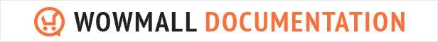 WOWmall online documentation