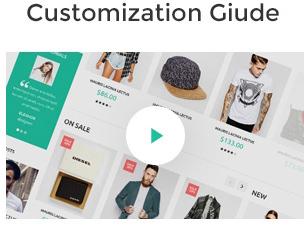 customization2 - YourStore - Premium Multipurpose Magento theme