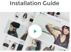 installation2 - YourStore - Premium Multipurpose Magento theme