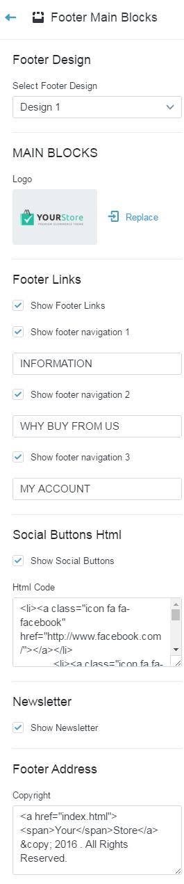 Documentation - YOURStore